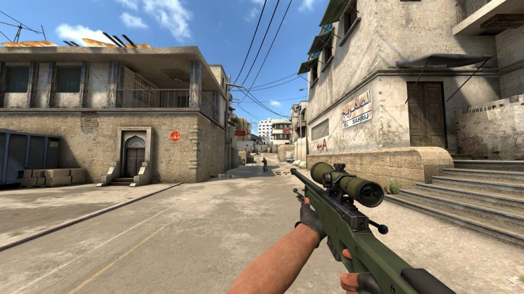 скриншот из Counter-Strike Global Offensive