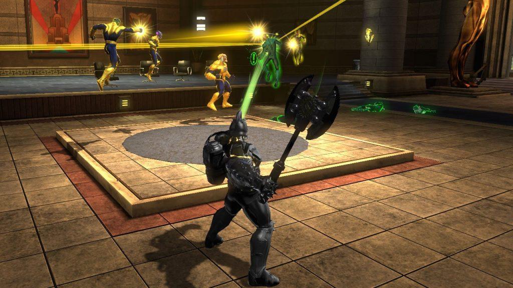 скриншот из DC Universe Online
