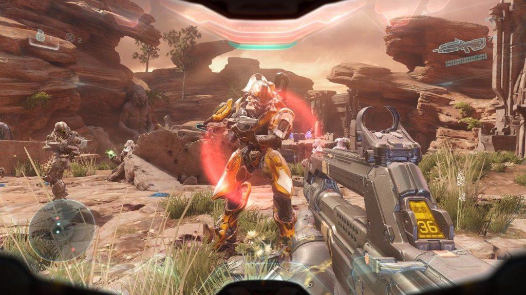скриншот из Halo 5: Guardians