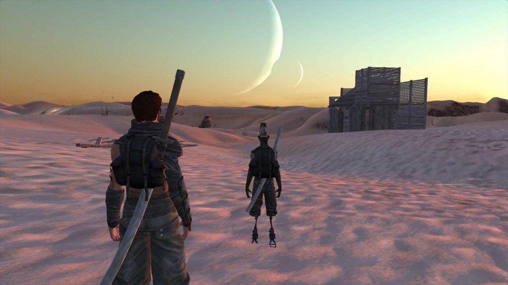 скриншот из Kenshi