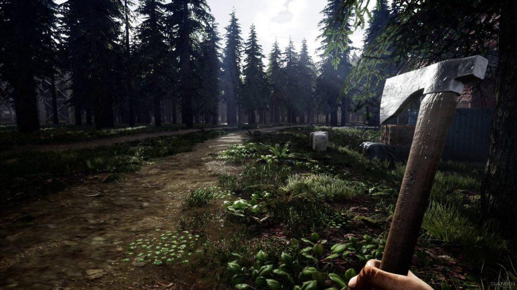 скриншот из Mist Survival