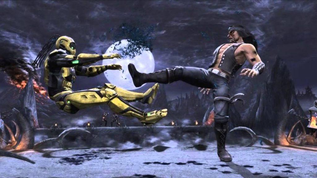 скриншот из Mortal Kombat Х