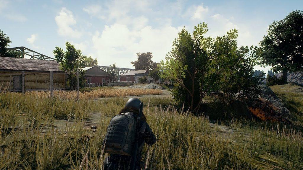 скриншот из Playerunknown Battlegrounds