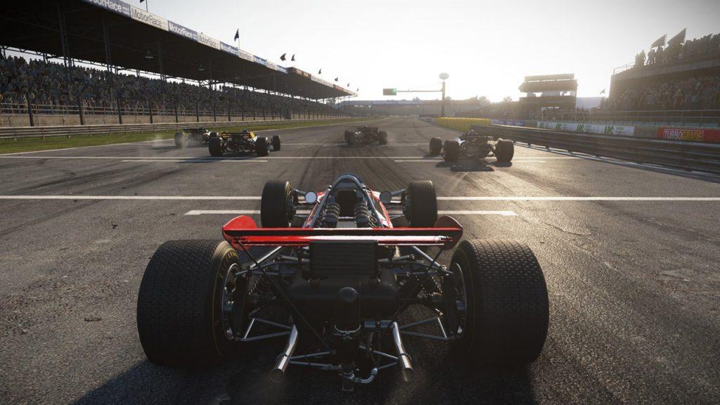 скриншот из Project CARS