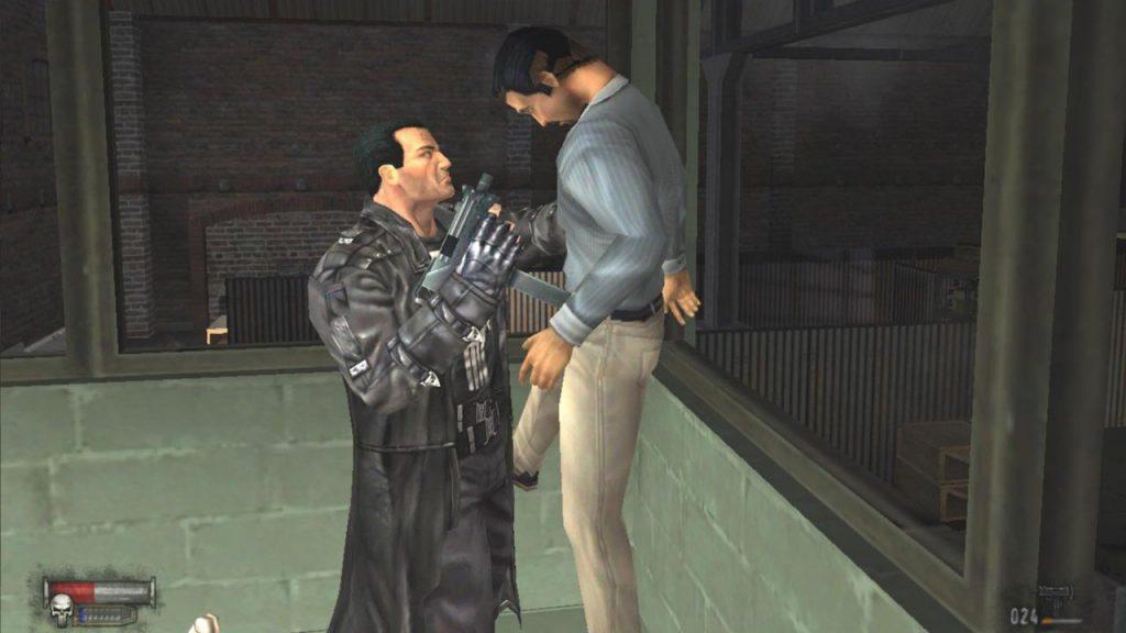 скриншот из The Punisher