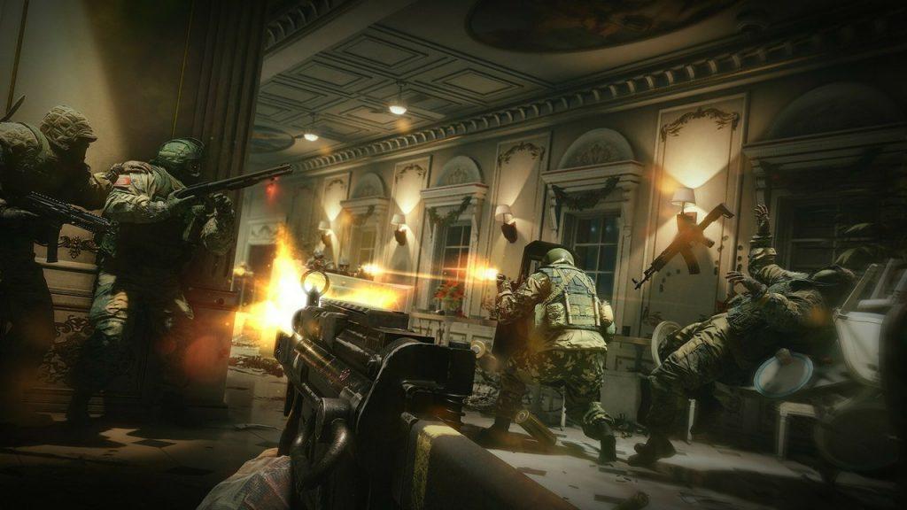 скриншот из Tom Clancys Rainbow Six Siege