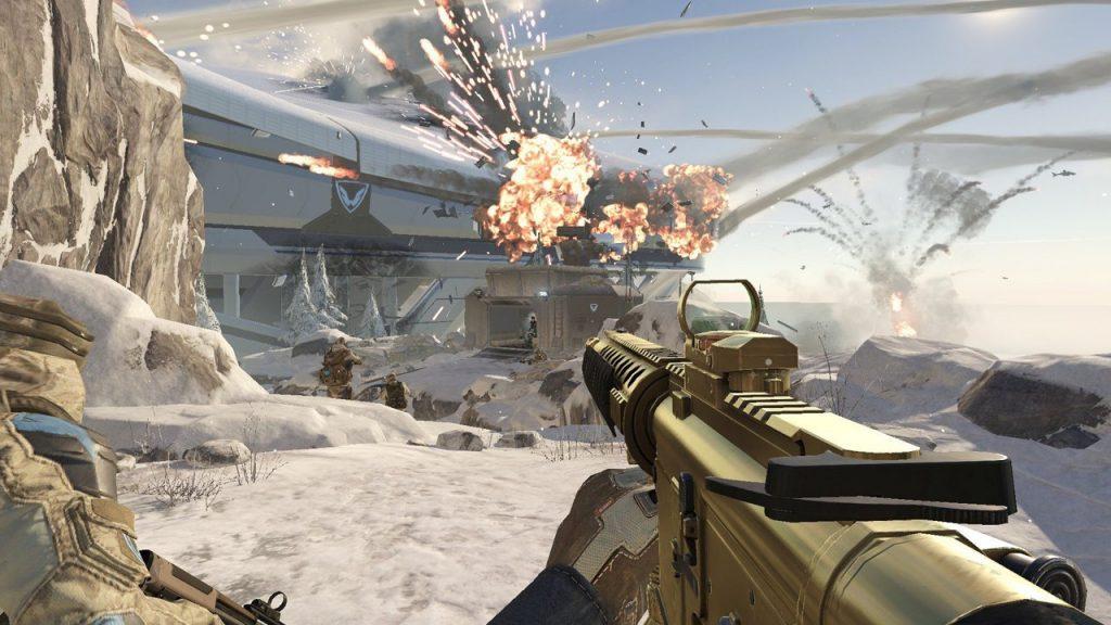 скриншот из Warface