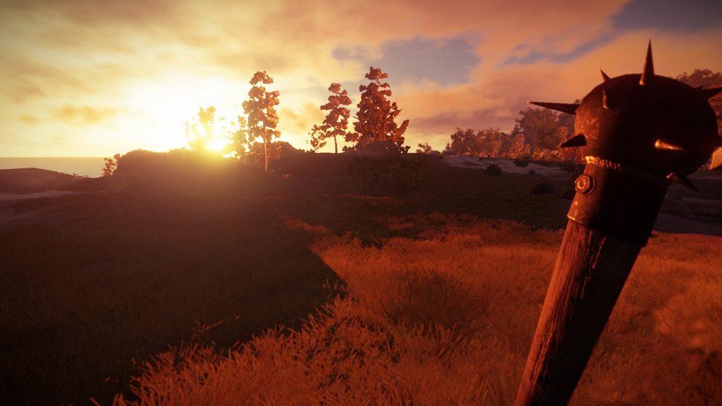 скриншот из rust